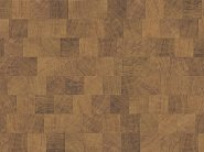POLYFLOR, Виниловое Покрытие Polyflor Expona Commercial Wood PuR Endgrain Woodblock 4109