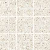 ATLAS CONCORDE, Плитка Atlas Concorde Marvel Terrazzo Cream Mosaico Lappato As7R Мозаика